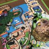 ハシビロコウがいる「掛川花鳥園」で動物とたわむれてきた。