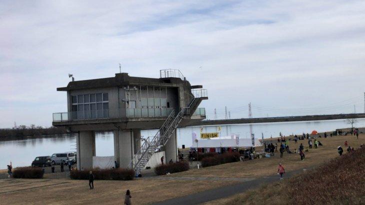 木曽三川マラソンでフルマラソンのベスト更新にチャレンジ